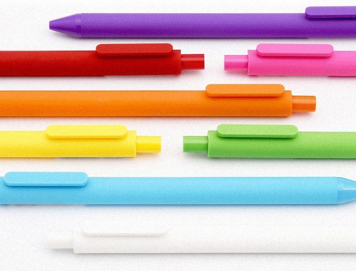 Xiaomi KACO Gel PEN - 12 bolígrafos de distintos colores