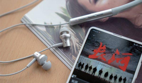 Xiaomi LYXQEJ01JY Collar Bluetooth Headset