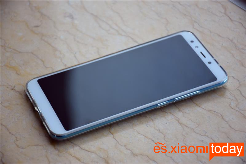 Xiaomi Mi 6X Diseño