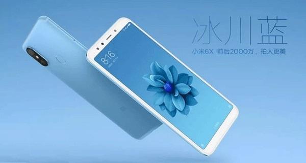 Xiaomi Redmi S2 y Mi 6X