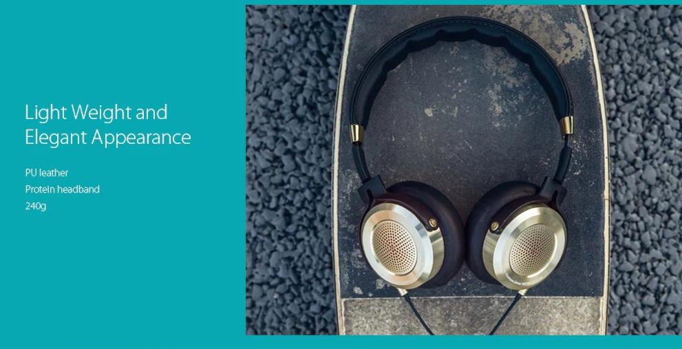 Xiaomi Mi Headphones - 2da generación diseño