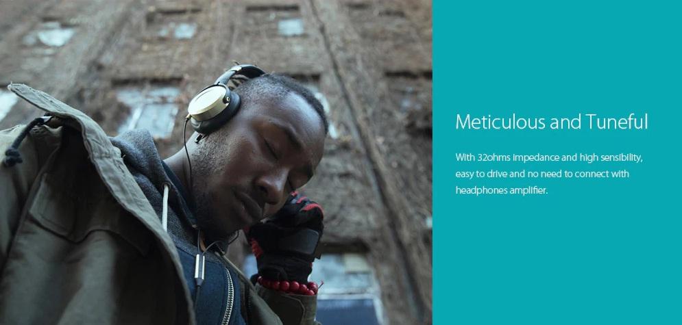 Xiaomi Mi Headphones - 2da generación sonido