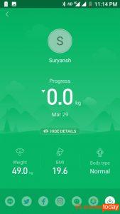 Xiaomi Mi Smart Scale 2 Análisis