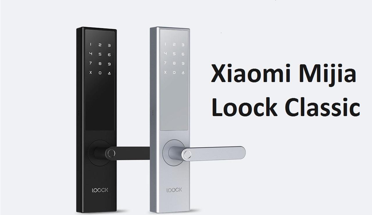 Xiaomi Mijia Loock