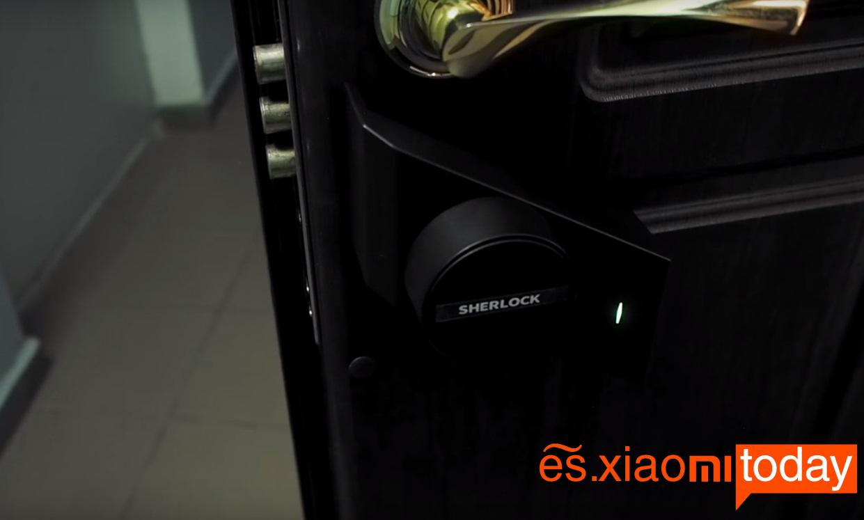 Xiaomi Mijia Sherlock M1 - Funcionamiento