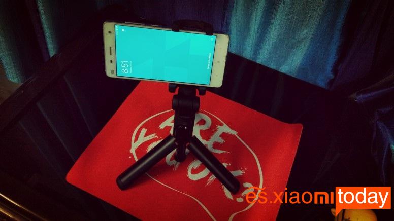 Xiaomi Selfie Stick Tripod batería