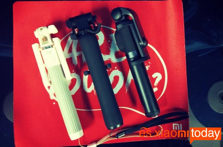Xiaomi Selfie Stick Tripod diseño cordón