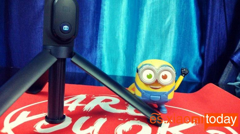 Xiaomi Selfie Stick Tripod diseño trípode