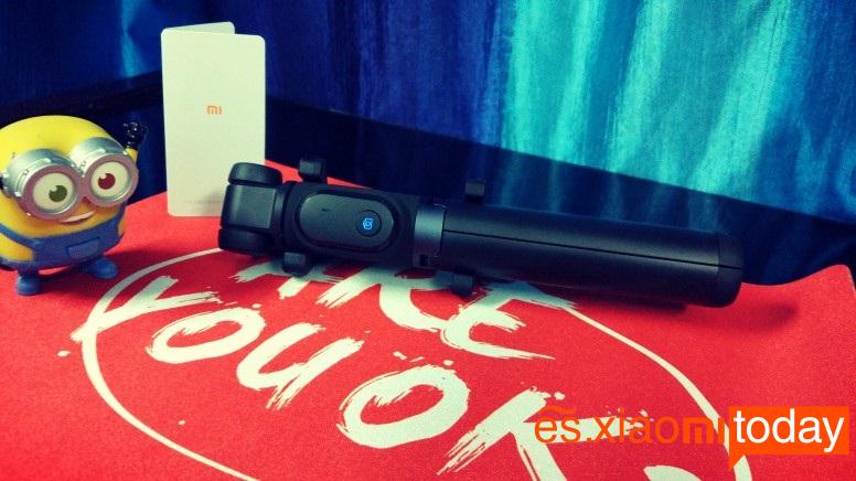 Xiaomi Selfie Stick Tripod diseño