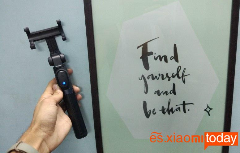 Xiaomi Selfie Stick Tripod introducción