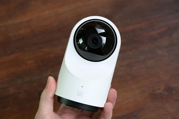 Unboxing Xiaoyi Yi Smart Camera 3 Edición PTZ - Diseño
