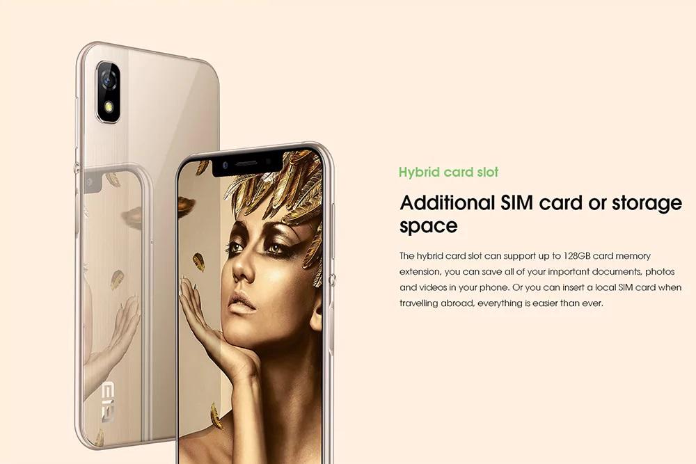 Elephone A4 - Conectividad
