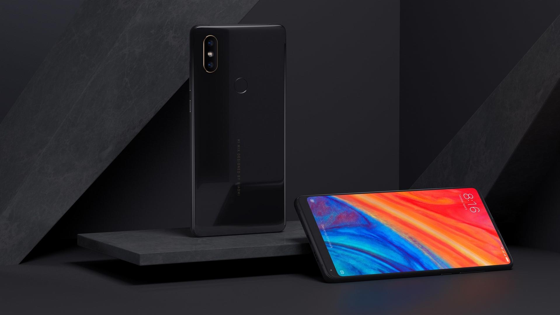 El Xiaomi Mi MIX 2S cuenta con ARCore