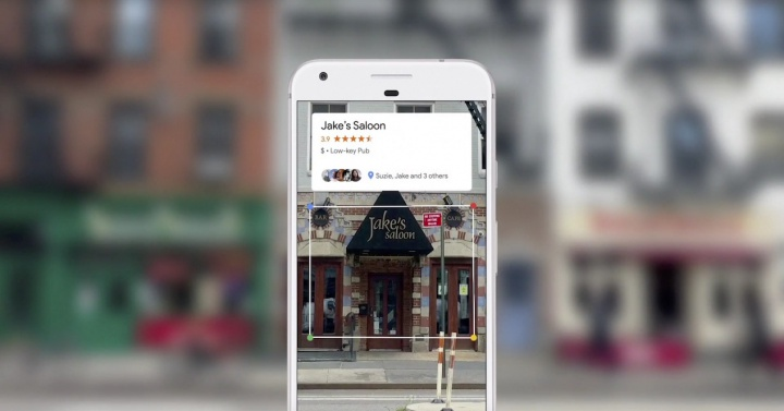 ARCore y Google Lens