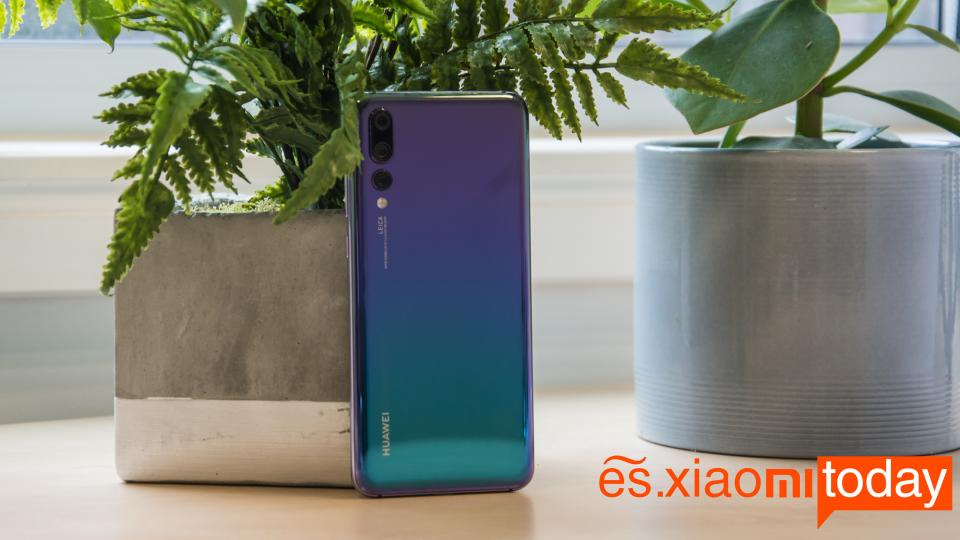 Huawei P20 Pro - Hardware y rendimiento