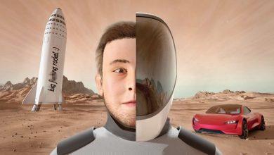 Video 3D de Elon Musk contando su historia
