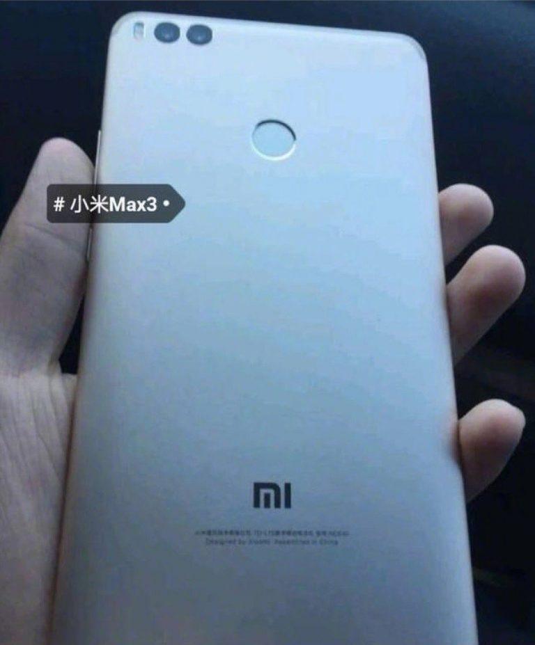 El Xiaomi Mi Max 3 será lanzado este julio