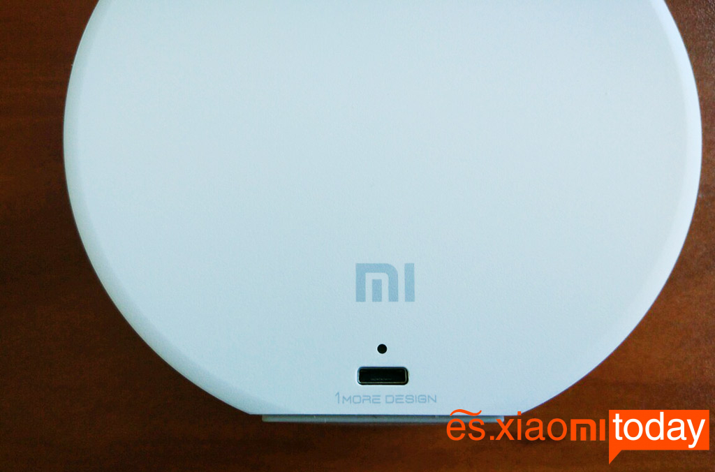 Xiaomi Mi Music Alarm Clock - Diseño