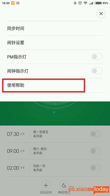 Xiaomi Mi MusiXiaomi Mi Music Alarm Clock - Uso y aplicación móvil