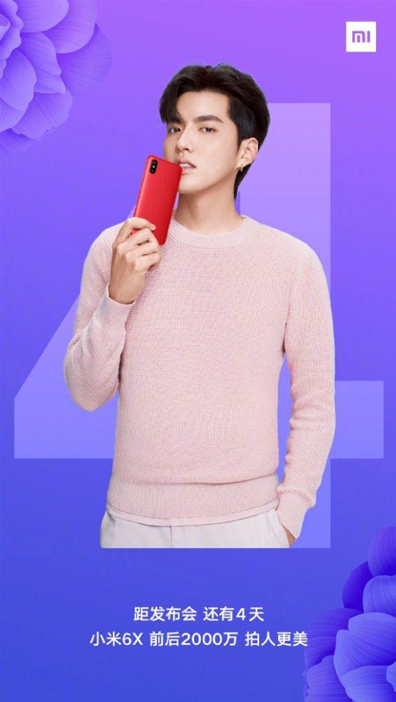 Procesador que vendrá en el Xiaomi Mi 6X