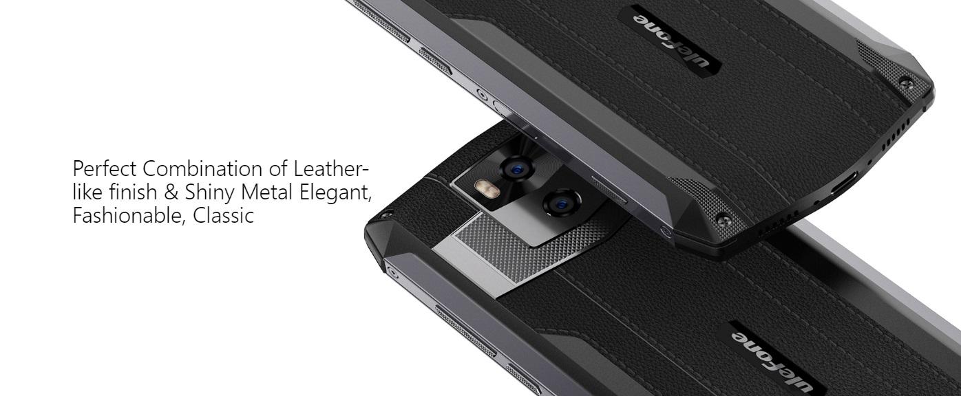 Ulefone Power 5 - Diseño
