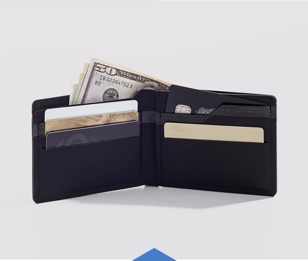 Xiaomi 90 points light wallet - prestaciones