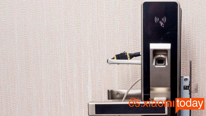 Xiaomi Aqara Zigbee Smart Door Lock An 225 Lisis La Cerradura