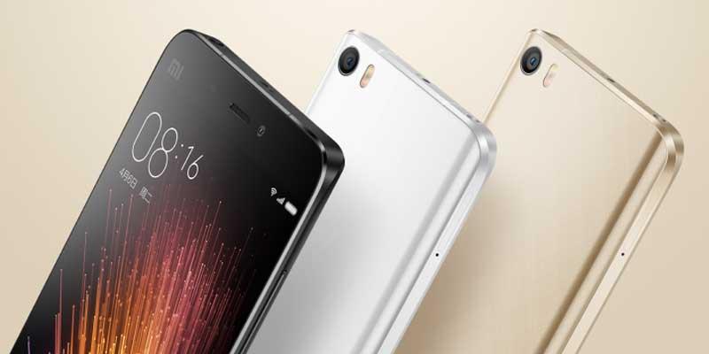 Actualización MIUI 9.5.2.0 para el Xiaomi Mi 5