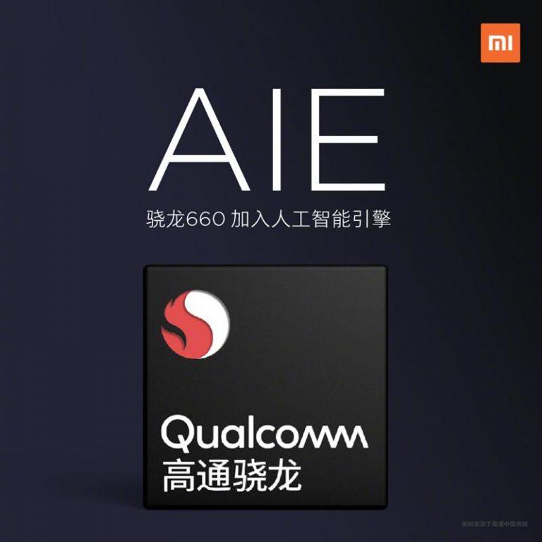 Xiaomi Mi 6X Snapdragon 660