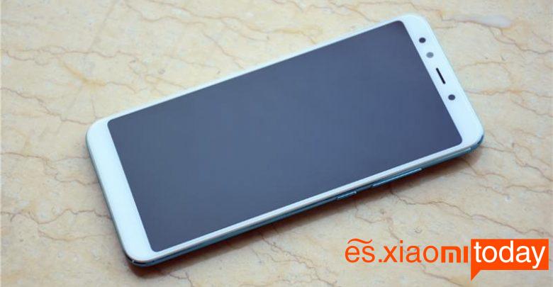 Xiaomi Mi 6X Análisis: diseño