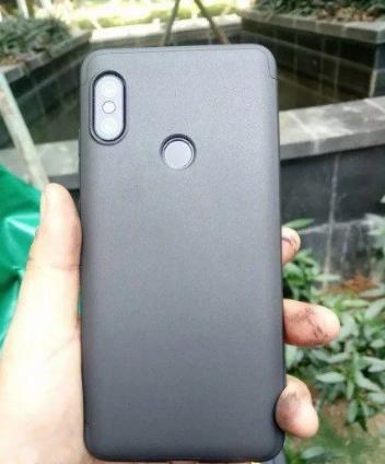 Imagen del Xiaomi Mi 6X