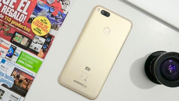 Xiaomi Mi A1 descontinuado en la India