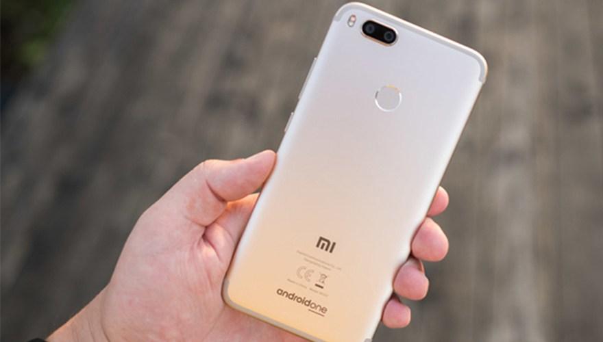 Xiaomi Mi A1 por el Xiaomi Mi 6X