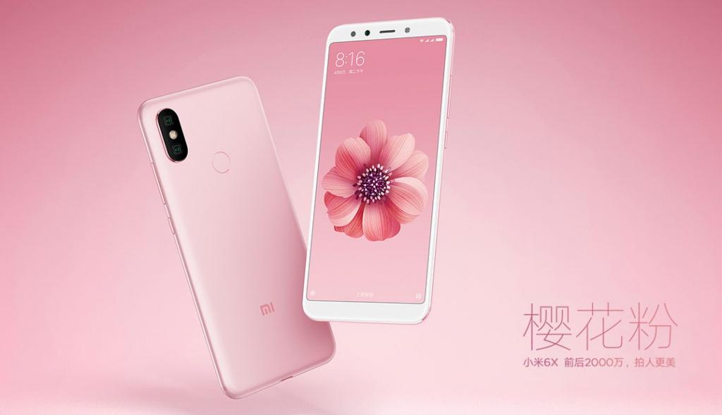 Xiaomi Mi MIX 2S y Mi A2
