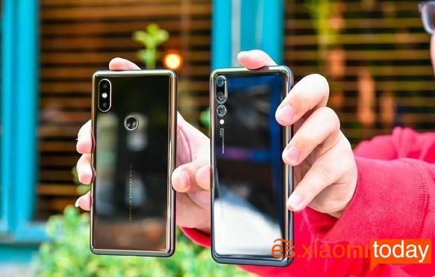 Xiaomi Mi MIX 2S Vs Huawei P20 Pro: rendimiento