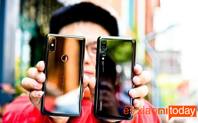 Xiaomi Mi MIX 2S Vs Huawei P20 Pro: capacidad de almacenamiento