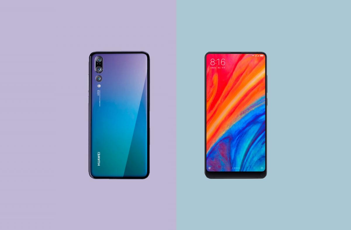 Xiaomi Mi MIX 2S Vs Huawei P20 Pro: veredictos finales