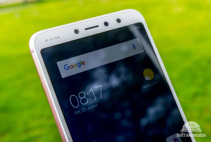 Imágenes y vídeo del Xiaomi Redmi S2