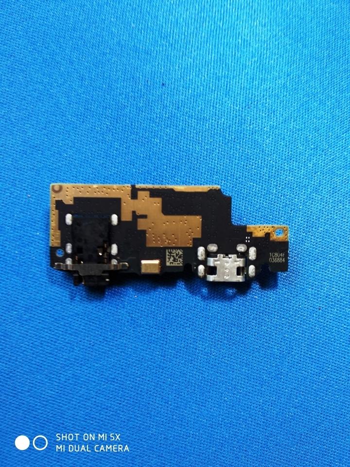 XiaomiRedmiNote 5Pro - Contactos metálicos parte trasera