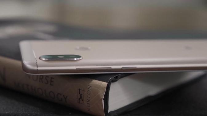 XiaomiRedmiNote 5Pro - Lateral izquierdo