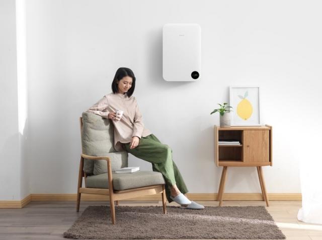 Purificador de aire Xiaomi Zhimi funcionamiento
