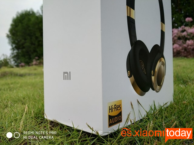 Xiaomi Mi Hi-Fi Análisis - Unboxing