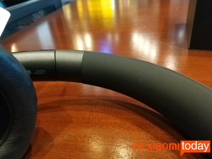 Xiaomi Mi Gaming Headset Análisis - Materiales de construcción