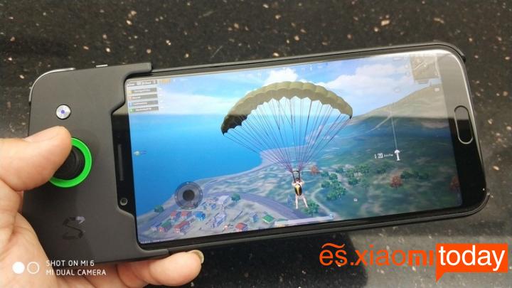 Xiaomi Black Shark hardware