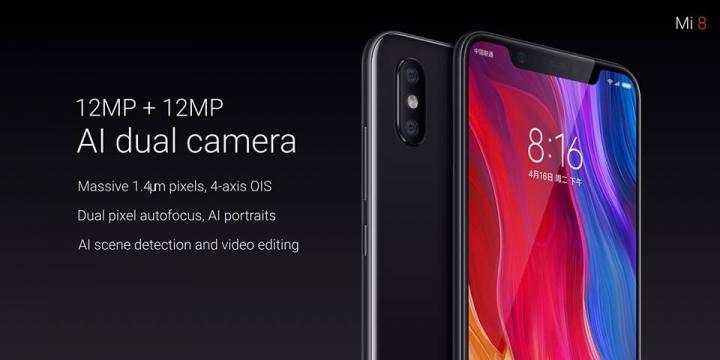 El Xiaomi Mi 8 finalmente ha sido lanzado