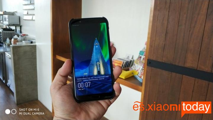Xiaomi BlackShark Análisis - Pantalla