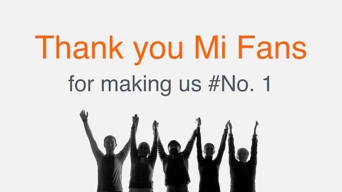 Lei Jun escribe una carta a los Mi Fans, de parte de todo el equipo Xiaomi