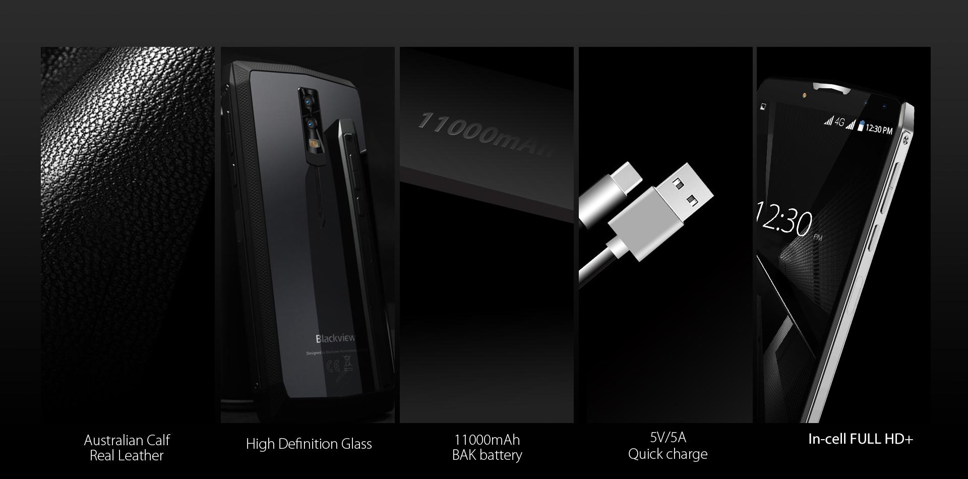 Blackview P10000 Pro - Especificaciones