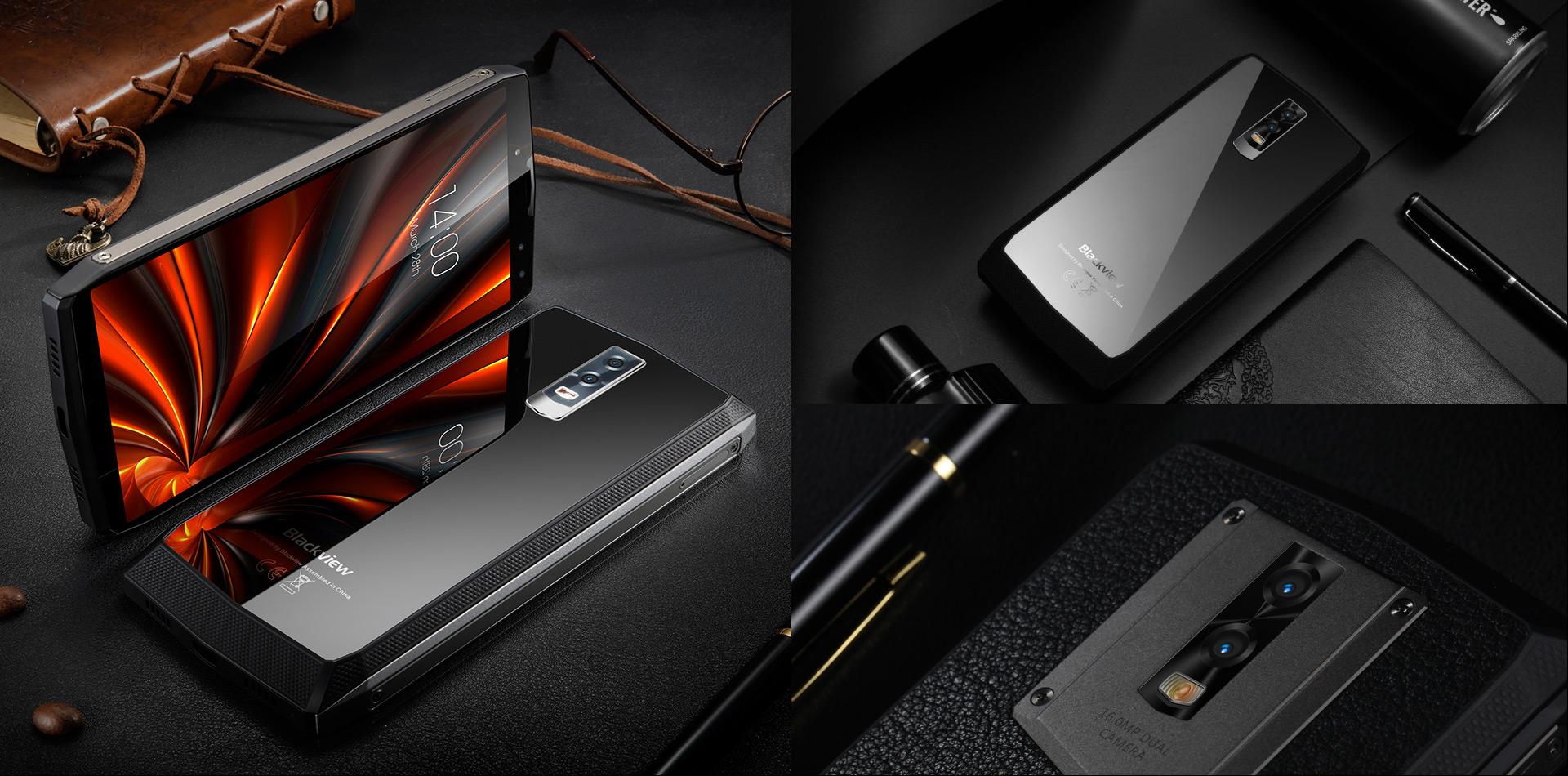 Blackview P10000 Pro - Diseño