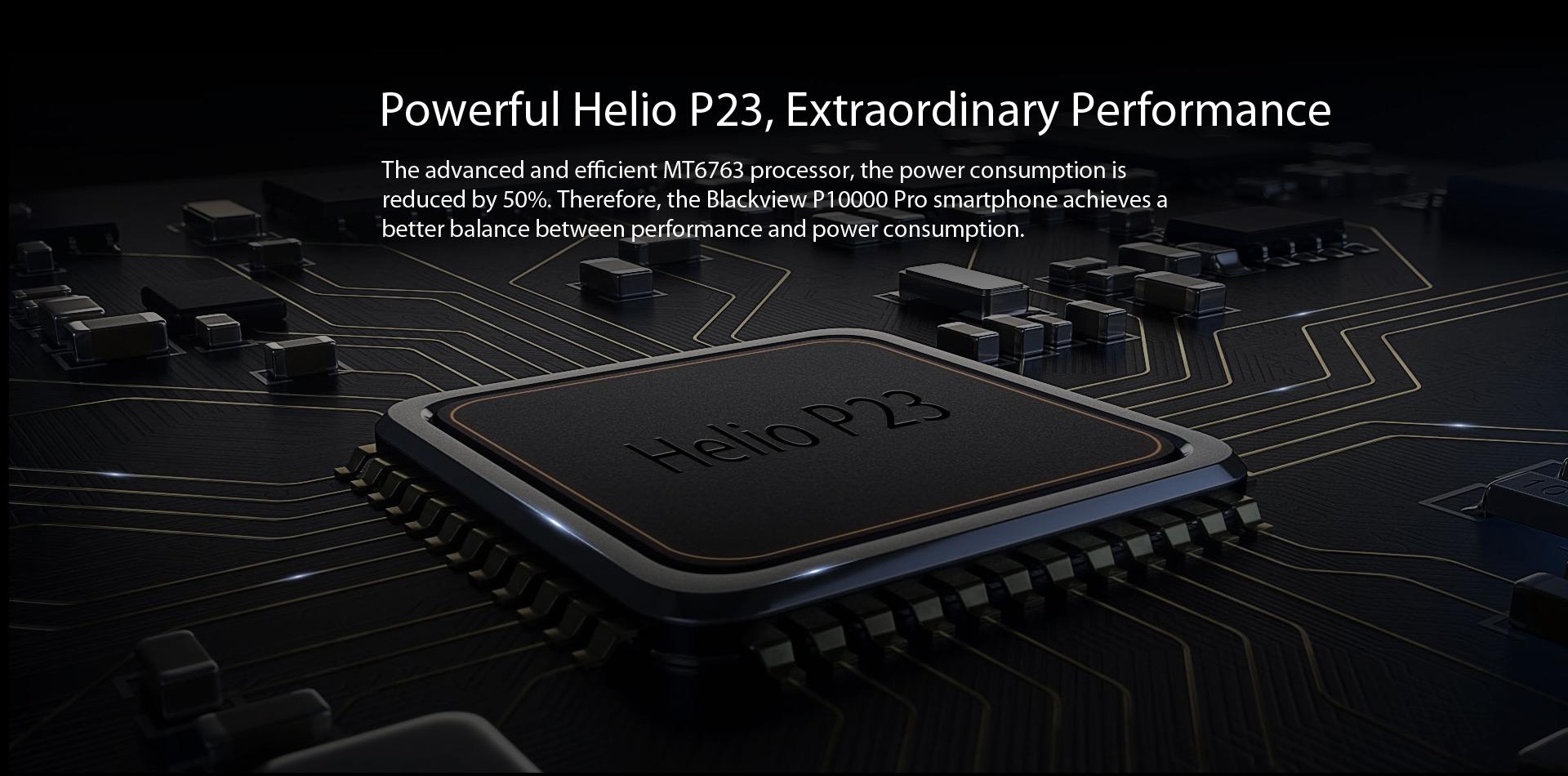 Blackview P10000 Pro - Hardware